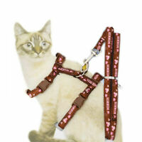 Pet Baby Dog Puppy Cat Rabbit-Kitten Nylon Harness Leash Lead. Collar Adjus L9F1