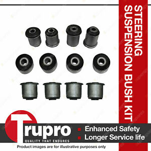 Trupro Front Control Arm Upper And Lower Inner Bush Kit For Ssangyong Rexton