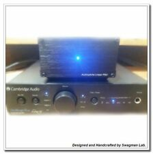 Upgrade Audiophile Linear Power Supply for Cambridge Audio DacMagic Plus 12V DC