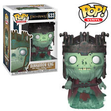 Dunharrow King Lord of the Rings Funko Pop Figure Official Hobbit Collectables