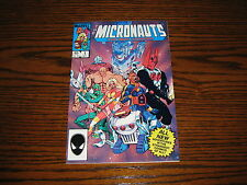 Marvel - THE MICRONAUTS The New Voyages #1 Comic!!  VF/VF+  1984