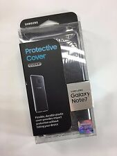 Samsung Protective Cover for Galaxy Note 7 (Clear) w/graphhics  EF-QN930TTEGUS
