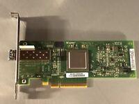 QLE2560 Lenovo IBM QLogic SanBlade 8Gb FC Single Port PCI-e HBA FH w/ 1x 8G SFP
