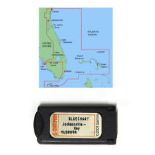 Garmin BlueChart Jacksonville - Key Largo MUS009R Data Card Marine Chart