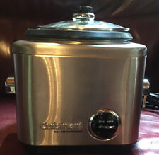 Cuisinart CRC-400 Rice Cooker  Steamer Excellent Condition!