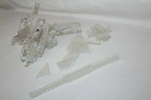 Laser Pegs Light Up Building Toy Set Collection Lot 10oz