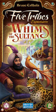 Days of Wonder DOW8404 Five Tribes Whims The Sultan Expansion Board Game