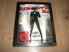 Sin City 2 A Dame to kill for 3D Blu-Ray Steelbook + Lenticular Card NEU