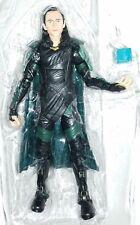 "Marvel Legends LOKI 6"" Figure Tesseract Blue Cube Avengers Infinity War Walmart"