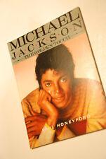 *RARE* 1984 MICHAEL JACKSON THE GOLDEN TOUCH BOOK PAUL HONEYFORD