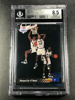 SHAQUILLE O'NEAL SHAQ 1992 UPPER DECK #1 SP ROOKIE RC NM-MINT+ BGS 9 9 9 8