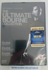 The Ultimate Bourne Collection DVD (The Bourne Identity / Supremacy / Ultimatum)