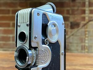 Goertz Minicord 16mm Twin Lens Reflex Camera