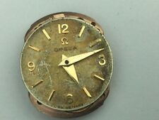 OMEGA CAL 244 FOR PARTS/REPAIR BALANCE OK SOLD AS IS