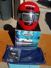 KBC TK-77 MOTORCYCLE HELMET SONIC RED XS WOMEN'S 837340 BRAND NEW NIB