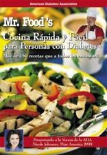 Mr. Food's Comida Rapida y Facil Para Personas con Diabetes-ExLibrary