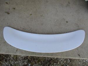 1997-2003 Pontiac Grand Prix Sedan OEM Rear Trunk Wing Deck Lid Spoiler white V6
