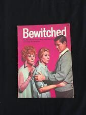 Bewitched story book vintage 1965 Ellen Lenhart Wonder TV witch show