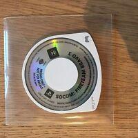 Sony Playstation PSP Game Socom fire team bravo 3 game Full Game Promo Version