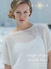 Rowan ::Simple Shapes Kidsilk Haze:: book 8 patterns New