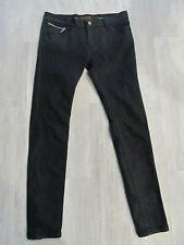 Classic 60's, 70's Mod Punk Ben Sherman Siouxsie Skinny Jeans Women's Size 30/32