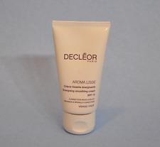 Decleor Aroma Lisse Energising Smoothing Cream SPF15 - 50ml/1.69oz.  Salon Size