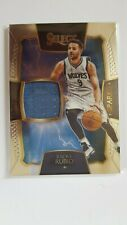 PANINI SELECT BASKETBALL 2015-16 JERSEY CARD RICKY RUBIO #24 25/99