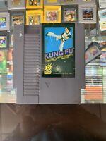 Kung Fu - 3 Screw rare (Nintendo Entertainment System, 1985)