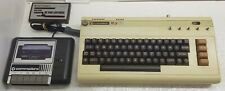 Commodore VIC-20 Computer with Mods and Datasette, 8 Kb Ram Cartridge. Tested !!