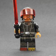 Custom Star Wars Clone Wars 9th Sister minifigures on lego bricks