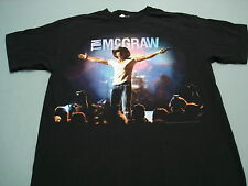 Tim McGraw 2011 Tour Concert T shirt medium Mint !