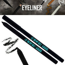 W7 Cosmetics Oh My Gel! Soft Gel Kohl Crayon Liner Eyeliner Black Salon Look