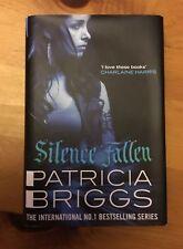 Silence Fallen Patricia Briggs (Hardback 2017)