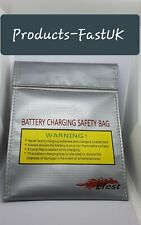 Efest Safe Charging Bag Battery Charger Safety