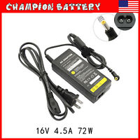 AC Adapter Power Cord Charger For PanasoniC Toughbook CF-18 CF-29 16V 4.5A USA