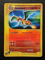 40/165 | Charizard Reverse Holo | Expedition | Pokemon Card | Light Played