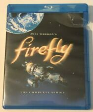Firefly Joss Whedon'S Complete Series Special Features Broken Case! Used Blu-Ray