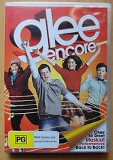 Glee Encore  DVD  [Region 4]  VG  PG Rated