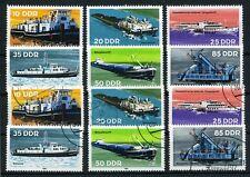 DDR 1551/6 **/o - Boote