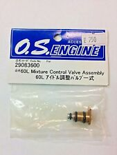 O.S. Max Engine 60L Mixture Control Valve Assembly - 29083600