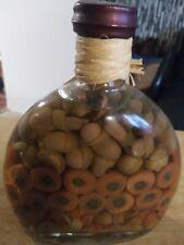 Carrot slice/chili pepper Vinegar Infused Decorative Jar