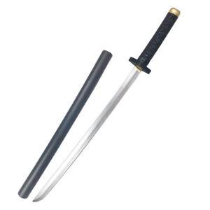 Cosplay Samurai Ninja Sword Simulation Performance Props Toy Anime Knife Katana