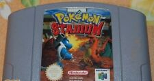1 RETRO GIOCO NINTENDO 64 GAME N64 CARTUCCIA RETROGAME CARTRIDGE-POKEMON STADIUM