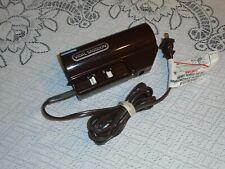Vintage Vidal Sassoon VS222  Folding Travel Dryer Hair Blow - 120 240 Volts