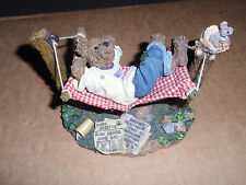 "Boyd'S Bears ""Norman Doinuttin."" 2001, Resting after doinnuttin. used!"