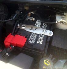 Ford Fiesta ST Custom Stainless Steel Battery Tie Down