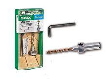 SPAX Bohrsenker step drill 4,0 / 6,5 mm Ø Terrasse Terrassenbau Bohrer Senker