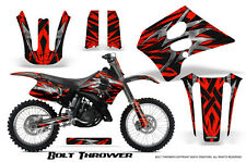SUZUKI RM 125 250 Graphics Kit 1993-1995 CREATORX DECALS STICKERS BTRNP