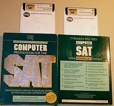 RARE SAT Program for Apple II, II Plus, IIe and IIc, 1983
