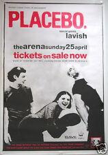 PLACEBO @ The Arena Brisbane 1999 OZ HUGE Gig Poster